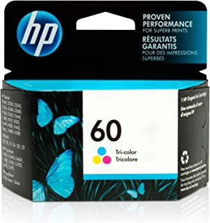 Best HP 60 | Ink Cartridge | Tri-color | CC643WN Review
