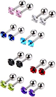 Acier Inoxydable Flare Roue Strass Oreille Chair Tunnel Stretcher Expander Plug