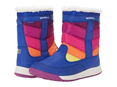 Merrell Kids Alpine Puffer Waterproof (Little Kid/Big Kid) Girl