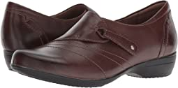 Chocolate Burnished Calf