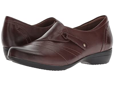 Dansko Franny (Chocolate Burnished Calf) Women