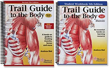 Trail Guide to the Body Textbook & Student Workbook Set - 5th Edition by Books of Discovery