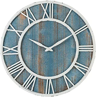Best 20 inch metal wall clock Reviews
