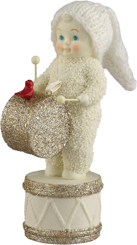 Department 56 Snowbabies 5 ☆ popular Merry Makers Drummer Figurine Max 85% OFF 5.31 inc