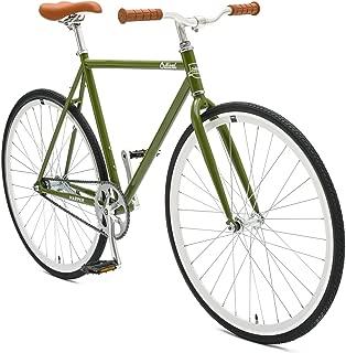 Retrospec Harper Coaster Fixie Style Single-Speed Commuter Bike with Foot Brake