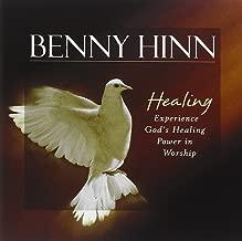benny hinn healing cd