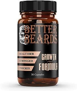 Best beard hormone pills Reviews