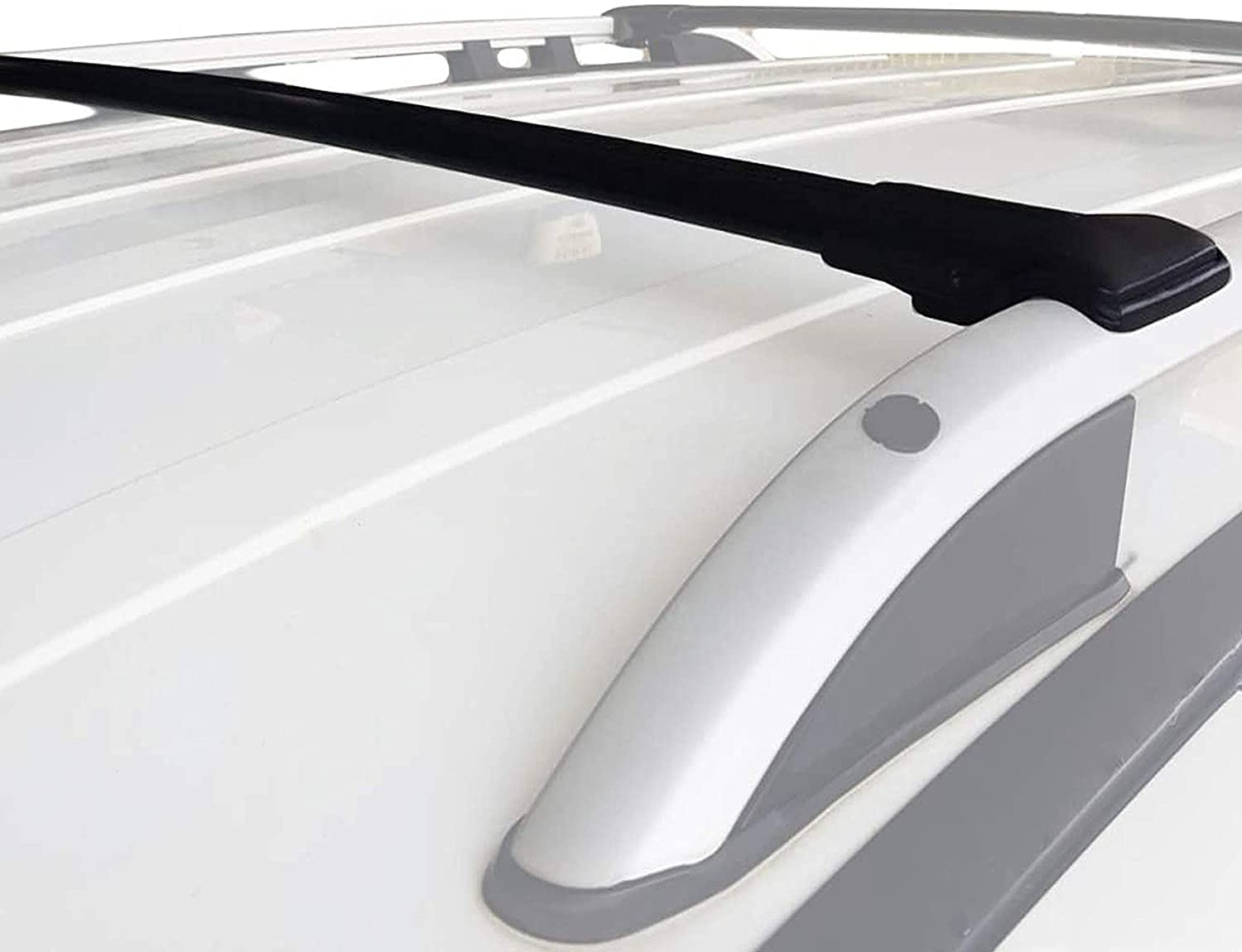 accessorypart Cross Bar for Dacia At the price of surprise Sandero Stepway 67% OFF of fixed price Roof 2008-2012