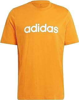 adidas M LIN SJ T Voor mannen. T-shirt