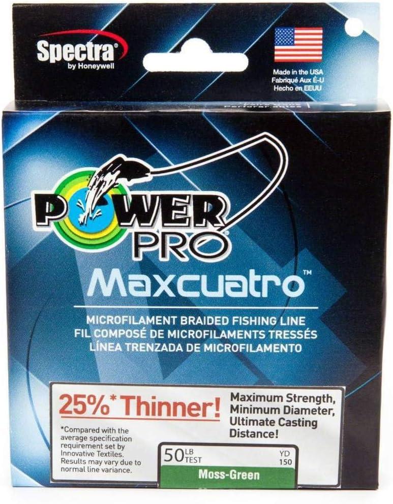 Power Pro 33400503000E Maxcuatro Braided lb 50 Time sale Ranking TOP3 Fishing Line 300