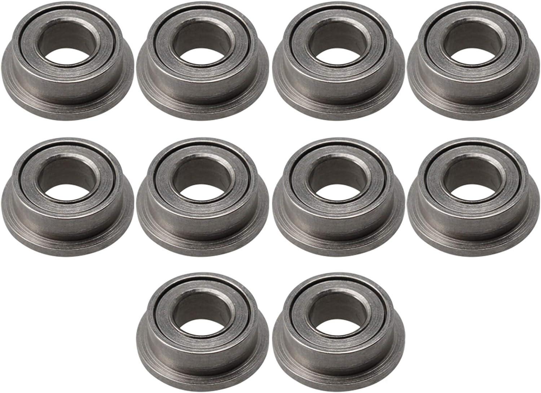 CNBTR Mini Silent Sliding Bearing 3x6x2.5mm MF63ZZ Ball B Sales for Ranking TOP11 sale Flange