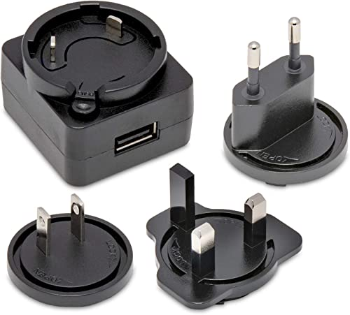 high quality Replacement 3-in-1 Plug Adapter for Kodak SCANZA and Kodak Mini 2021 Film Scanner, UK EU and US outlet online sale Adapter online