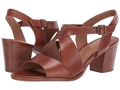 Trask Charlene (Cognac) High Heels