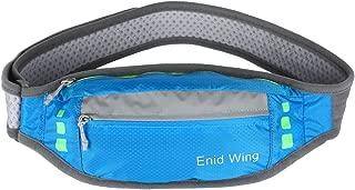 Slim Waterproof Waist Bag Pack for Men Women Outdoors Running Climbing Hiking Carrying iPhone 7 8 Plus Samsung S8 S9