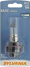 SYLVANIA H13 Basic Halogen Headlight Bulb, (Contains 1 Bulb)