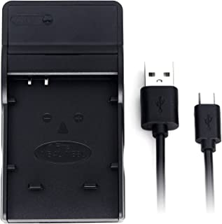 NB-4L USB Cargador para Canon PowerShot SD750 SD780 IS SD1000 SD1100 IS SD1400 IS A2200 A3100 IS IXY Digital 60 IXUS 220 HS Digital IXUS 70 cámara y Más