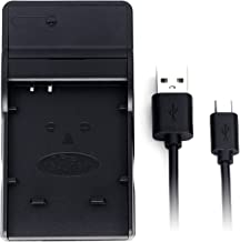 NB-4L Ultra Slim USB Charger for Canon PowerShot SD750 SD780 is SD1000 SD1100 is SD1400 is A2200 A3100 is, IXY Digital 60, IXUS 220 HS, Digital IXUS 70 Camera and More