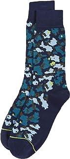 Paul Smith Men's Granite Camo Socks
