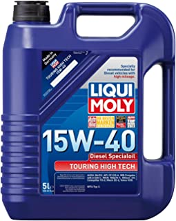 Liqui Moly (2044-4PK) Touring High Tech Diesel 15W-40 Motor Oil
