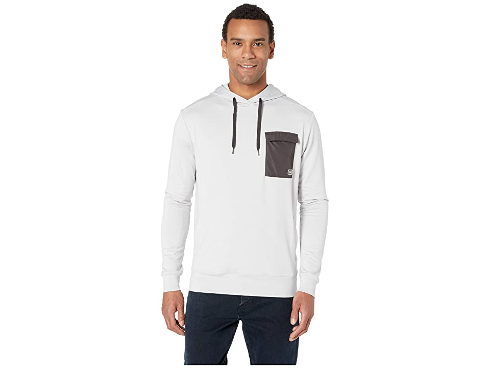 Helly Hansen Hyggen Light Hoodie (Grey Fog Melange) Men