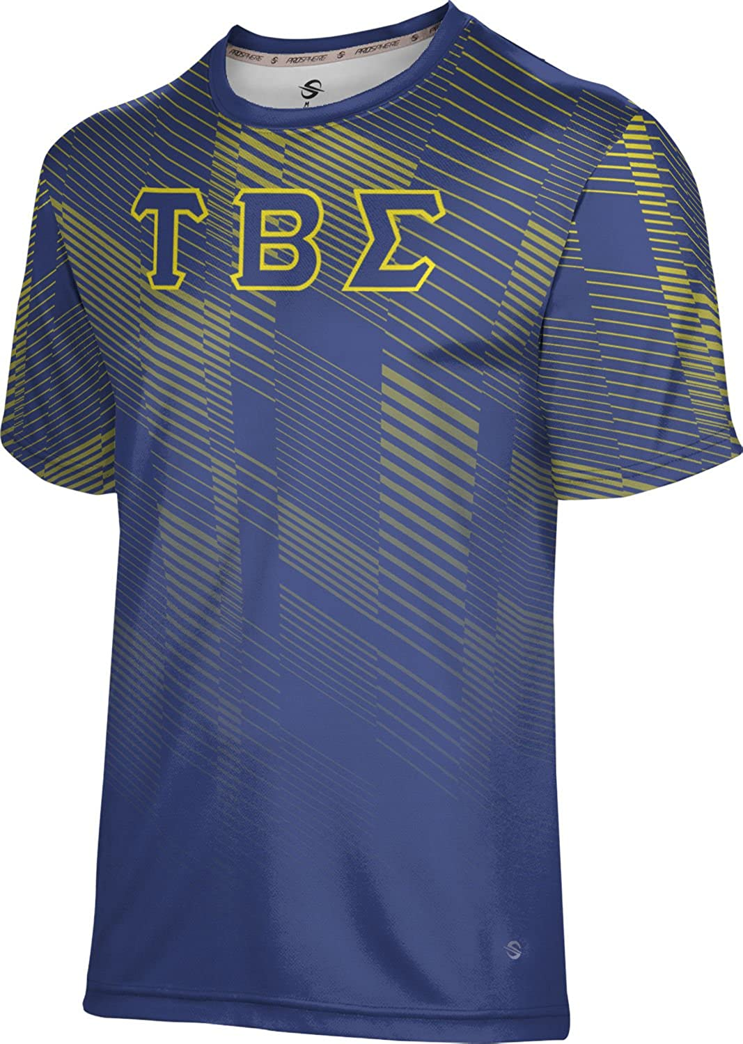 ProSphere National products Tau Beta Sigma Men's Performance Max 65% OFF CD2CDD T-Shirt Bold