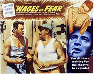 Best the wages of fear poster Reviews