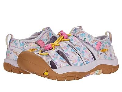KEEN Kids Newport H2 (Little Kid/Big Kid) (Tiny Candy) Girls Shoes