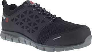 1ea8aebe9f0254 Reebok travail Ib1031 S1P 39 Excel Light Athletic Chaussures de sécurité à  chaussures, Aluminium orteils
