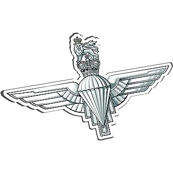 THE PARACHUTE REGIMENT STICKER PARA AIRBORNE BRITISH ARMY