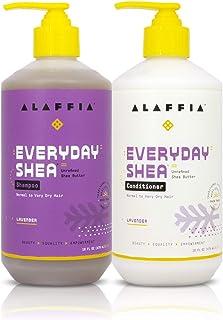 Alaffia - EveryDay Shea Lavender Shampoo and Conditioner