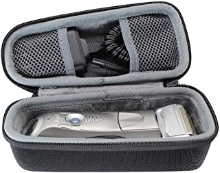 Hard Travel Case Bag for Braun Series 5 7 9 Men's Electric Foil Shaver Razor Trimmer 790cc 7865cc 9290cc 9090cc 5190cc 505...