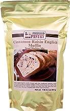 The Prepared Pantry Cinnamon Raisin English Muffin Gourmet Bread Machine Mix, 24.5 Ounce