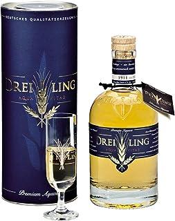 Dreiling Aqua Vitae 0,5l Premium Aquavit in der Geschenkdose