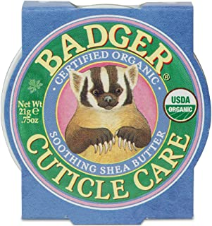product image for Badger - Cuticle Care, Soothing Shea Butter Cuticle Balm, Certified Organic, Nourish and Protect Cuticles and Nails, Fingernail Care, Protect Dry Splitting Cuticles, 0.75 oz