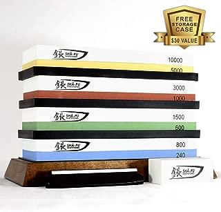 Best global wet stone knife sharpener Reviews