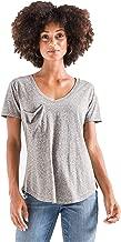 Z Supply Clothing Women's The Tri-Blend Pocket Short Sleeve T-Shirt