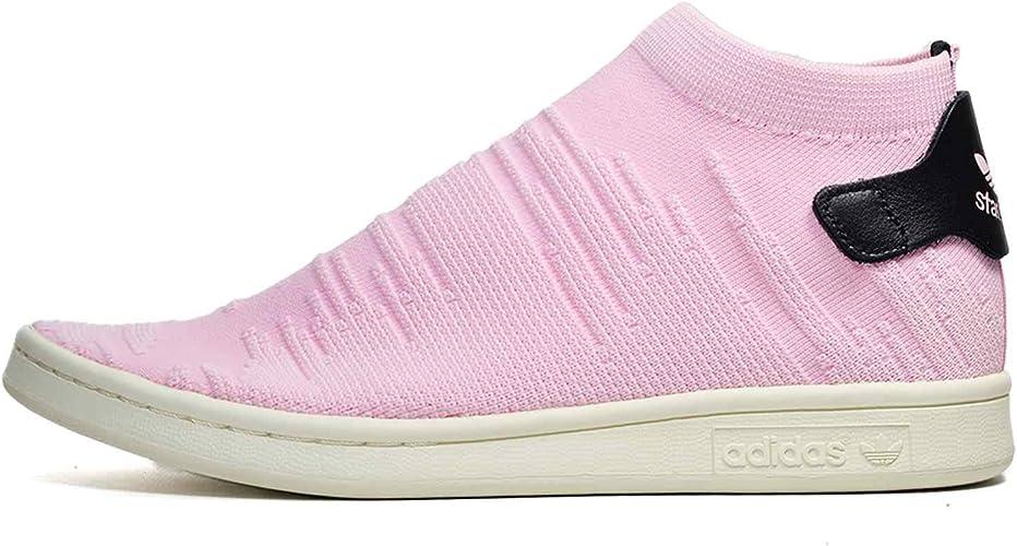 Amazon.com: adidas Stan Smith Sock Primeknit W : Clothing, Shoes ...