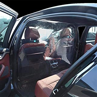 Pantalla de protección de partición de aislamiento de coche ...