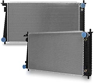 CU2257 Radiator Replacement for Ford Expedition F-150 F-250 F-350 Lobo Lincoln Blackwood Navigator V8 4.6L 4.2L 5.4L