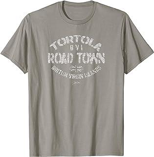 JCombs: Road Town, Tortola, BVI (British Virgin Islands) T-Shirt