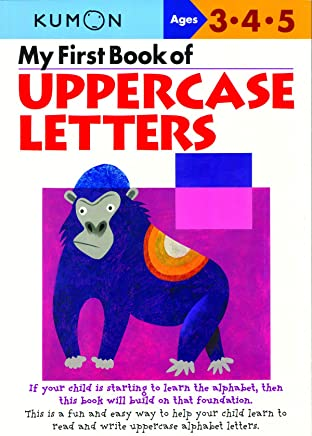 My First Book of Uppercase Letters