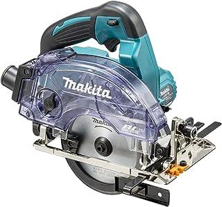 マキタ(Makita) 125ミリ充電式防じんマルノコ 18V6Ah バッテリ2本・充電器・ケース付 KS513DRGX