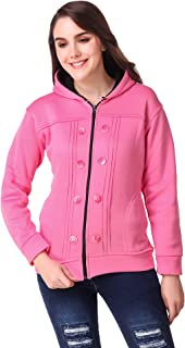 Kiba Retail Women's Wool Sweatshirt (Pack of 1)