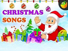 Christmas Animation Songs