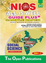 213-SOCIAL SCIENCE-ENGLISH MEDIUM-ALL-IS-WELL GUIDE PLUS+SAMPLE PAPER