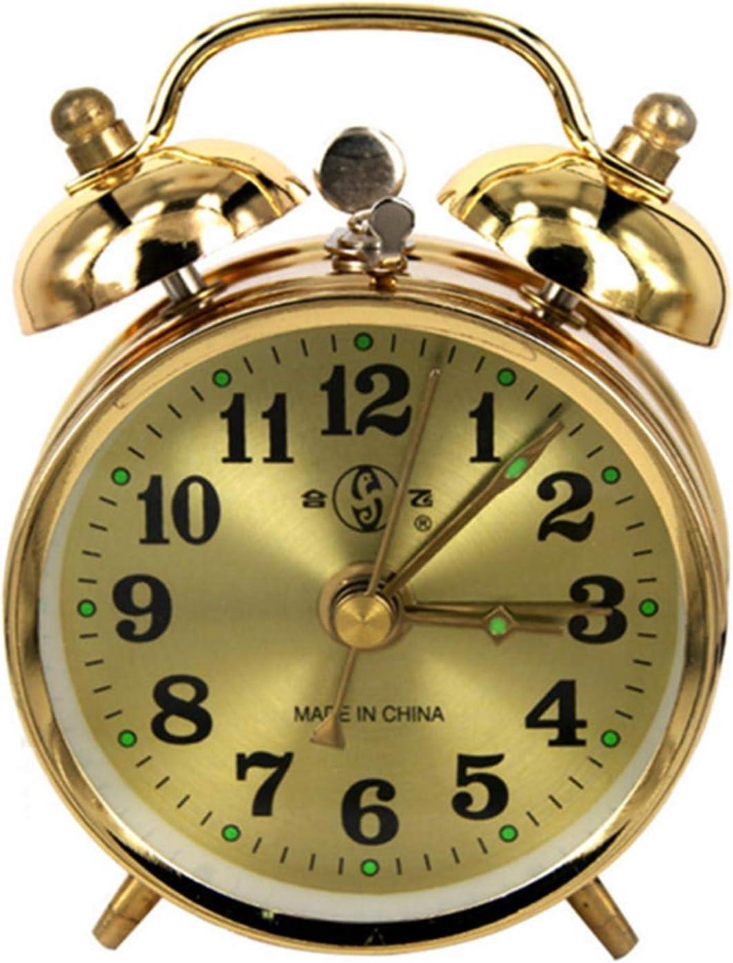 YINGBBH supreme Alarm Clock 7cm Mechanical Manual Up Vi Wind Surprise price
