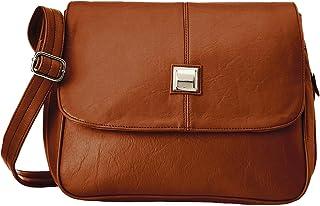 Fristo women handbag (FRB-055)(Tan)