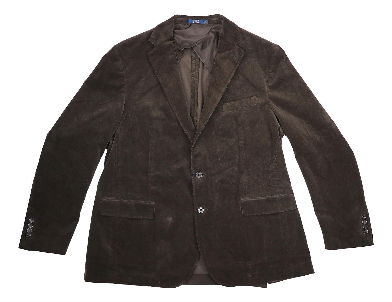 Ralph Lauren Slim Fit Ultraflex 2-Button Sport Coat Blazer (Dark Navy, 40 Long)