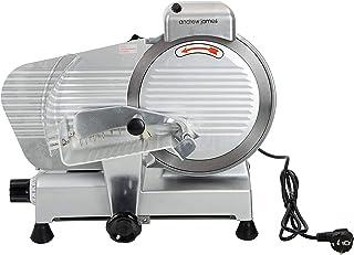 Sponsored Ad - Andrew James 10 Inch Stainless Steel Slami Slicer Meat Slicer   Electric Professional Meat Slicer   Electri...