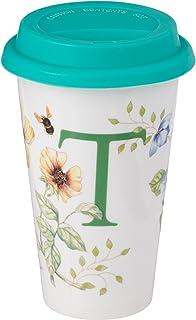 Lenox Butterfly Meadow Thermal Travel Mug, B